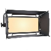 Floodlight 480 led(240x CW+240xWW)+ flappen